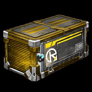 Nitro Crate | 100x
