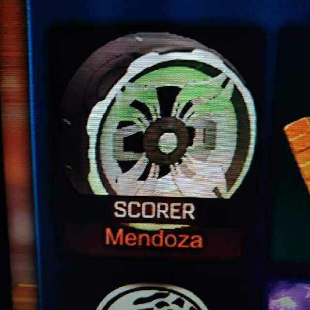 Mendoza | Black
