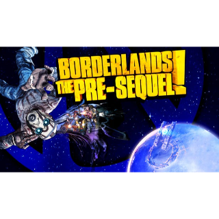 Borderlands The Pre Sequel Steam key