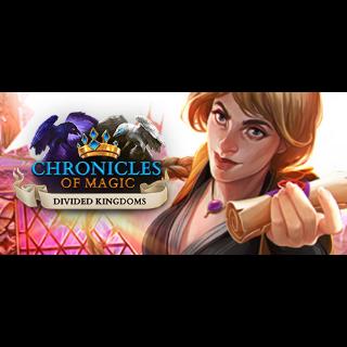 Chronicles of Magic: Divided Kingdoms steam key global