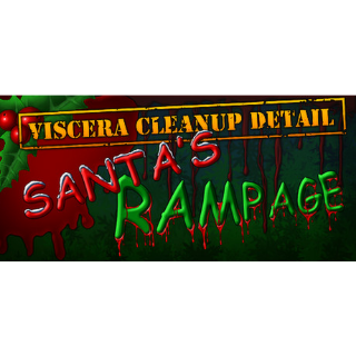 Viscera Cleanup Detail: Santa's Rampage steam key global