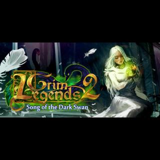 Grim Legends 2: Song of the Dark Swan(Steam Key Global)