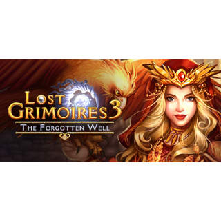 Lost Grimoires 3: The Forgotten Well  Steam Key Global