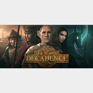The Age of Decadence Steam Key Global