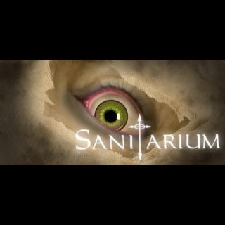 Sanitarium steam key global