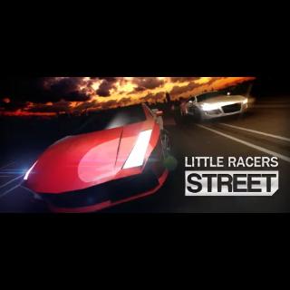 Little Racers STREET steam key global