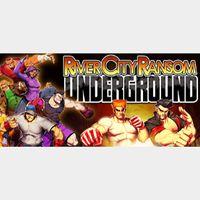 River City Ransom: Underground steam key globa