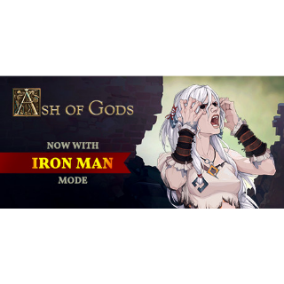 Ash of Gods: Redemption steam key global