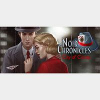 Noir Chronicles: City of Crime  Steam Key Global