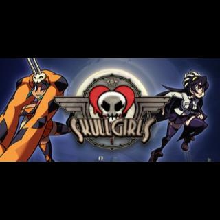 Skullgirls steam key global
