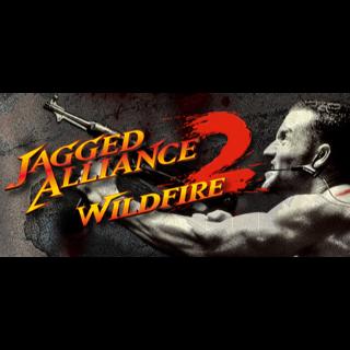 Jagged Alliance 2 - Wildfire steam key global