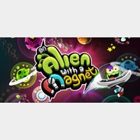 An Alien with a Magnet steam key global