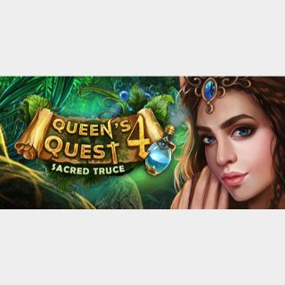 Queen's Quest 4: Sacred Truce steam key global