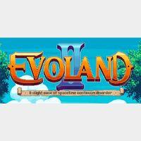 Evoland 2 steam key global