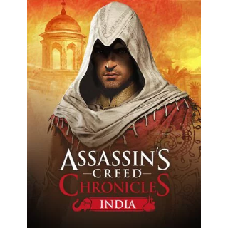 Assassin's Creed® Chronicles India Uplay