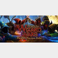 Magicka: Wizard Wars - Paradox Playtpus Robe DLC STEAM KEY GLOBAL