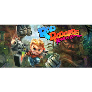 Rad Rodgers Radical Edition steam key global