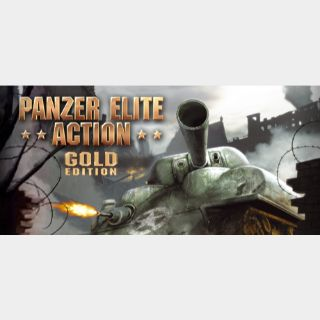 Panzer Elite Action Gold Edition steam key global