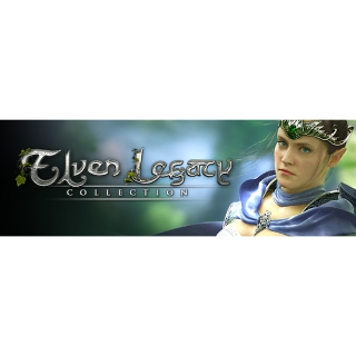 Elven Legacy Collection STEAM KEY GLOBAL
