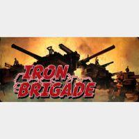 Iron Brigade steam key global