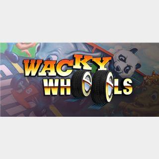 Wacky Wheels steam key global