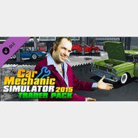 Car Mechanic Simulator 2015 - Trader Pack dlc steam key global