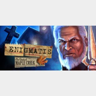 Enigmatis: The Ghosts of Maple Creek STEAM KEY GLOBAL
