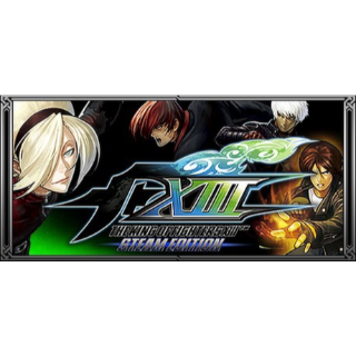 THE KING OF FIGHTERS XIII GALAXY EDITION GOG KEY GLOBAL