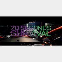 70 Seconds Survival steam key global