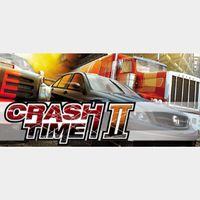 Crash Time 2  steam key global