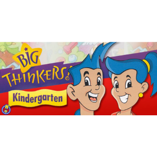 Big Thinkers Kindergarten steam key global