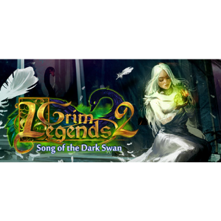 Grim Legends 2: Song of the Dark Swan(Steam Key Global)