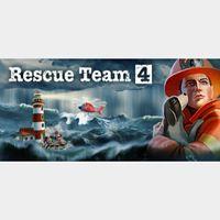 Rescue Team 4 STEAM KEY GLOBAL