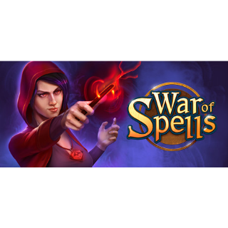 WAR OF SPELLS STEAM KEY GLOBAL