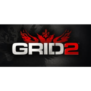 GRID 2 + 2 Track Pack DLC Steam Key GLOBAL