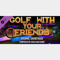 Golf With Your Friends - OST steam key global