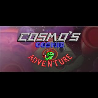 Cosmo's Cosmic   STEAM KEY GLOBAL