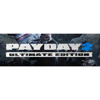 PAYDAY 2: Ultimate Edition BUNDLE