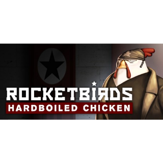 Rocketbirds: Hardboiled Chicken steam key global