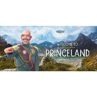 Welcome to Princeland STEAM KEY GLOBAL