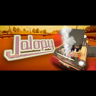 Jalopy steam key global