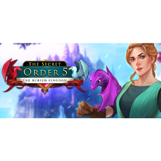The Secret Order 5: The Buried Kingdom STEAM KEY GLOBAL