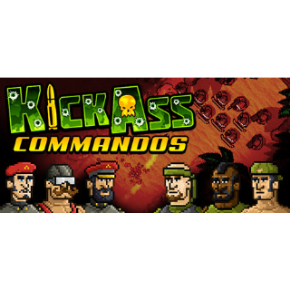 Kick Ass Commandos Steam Key GLOBAL