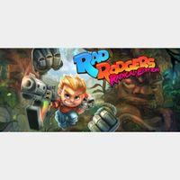 Rad Rodgers Radical Edition steam key global