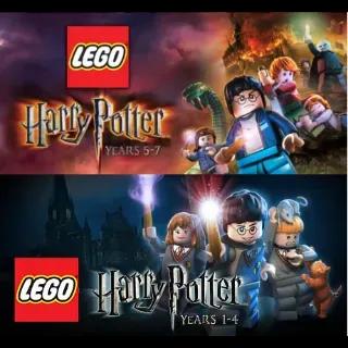 Lego Harry Potter (Years 1-7) Steam Key Global