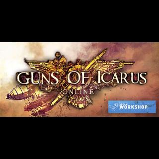 Guns of Icarus Online steam key global