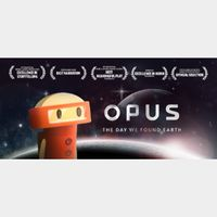 OPUS: The Day We Found Earth steam key global