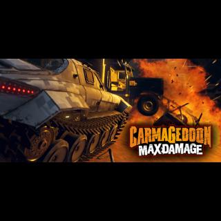 Carmageddon: Max Damage STEAM KEY GLOBAL