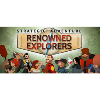 Renowned Explorers: International Society steam key global