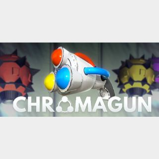 Chromagun steam key global